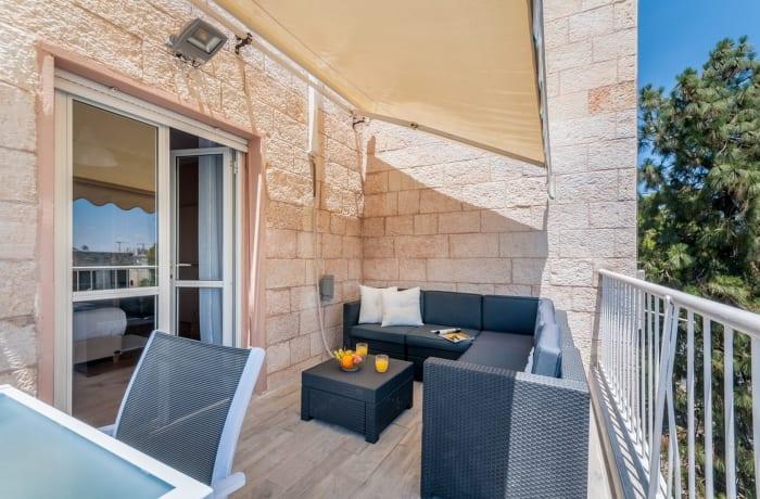 Apartment in Keren Hayesod, Talbieh- Rechavia - 13