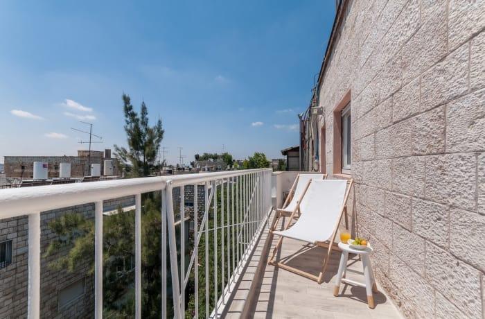 Apartment in Keren Hayesod, Talbieh- Rechavia - 2