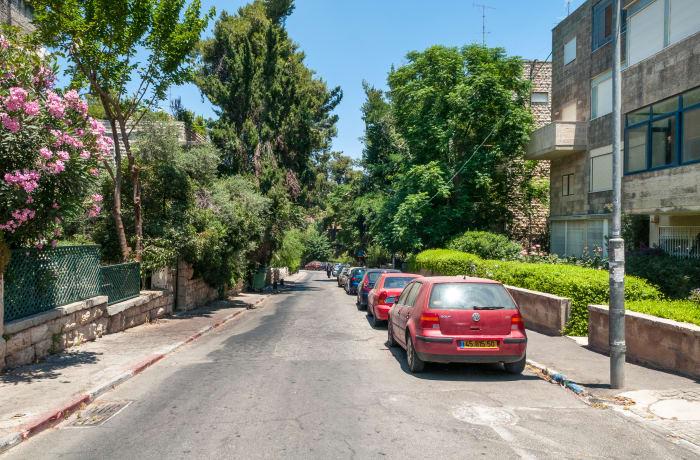 Apartment in Molcho, Talbieh- Rechavia - 0