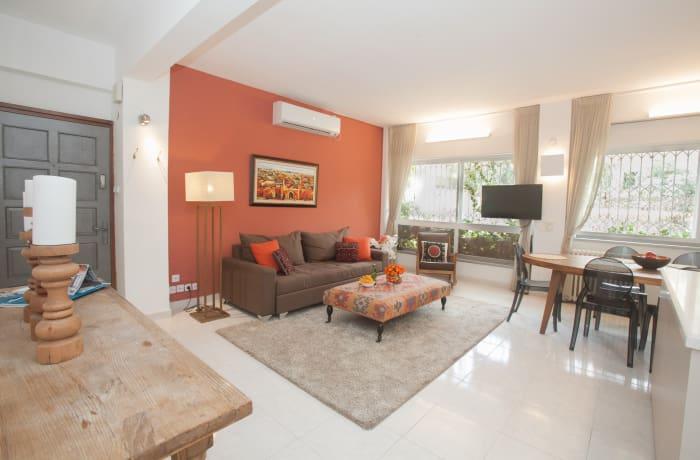 Apartment in Molcho, Talbieh- Rechavia - 1