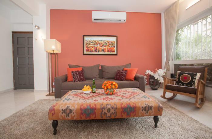 Apartment in Molcho, Talbieh- Rechavia - 2