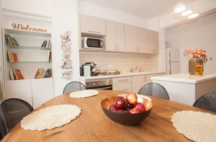 Apartment in Molcho, Talbieh- Rechavia - 5