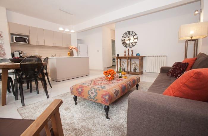 Apartment in Molcho, Talbieh- Rechavia - 3