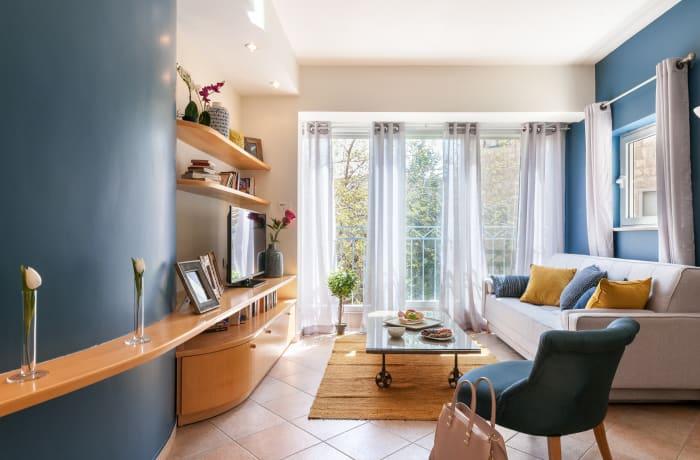 Apartment in Washington, Talbieh- Rechavia - 1