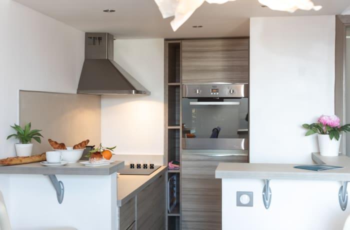 Apartment in Artistic Riviera 7E, Juan-les-Pins - 8