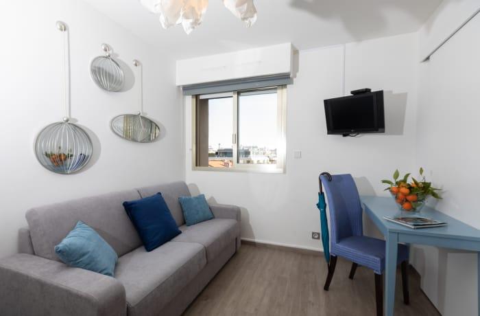 Apartment in Artistic Riviera 7E, Juan-les-Pins - 2