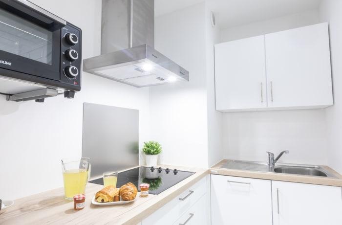 Apartment in Bright and Cosy 5A, Juan-les-Pins - 12