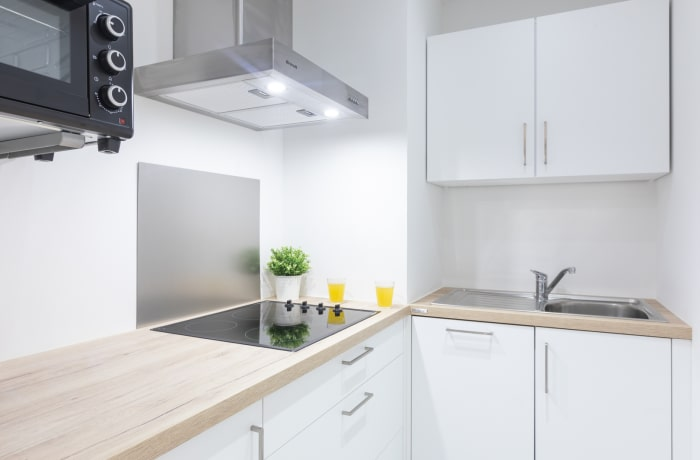 Apartment in Bright and Cosy 5A, Juan-les-Pins - 11