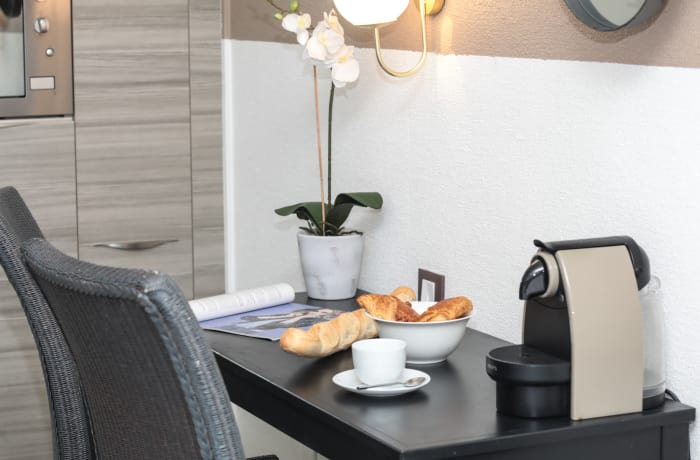 Apartment in Charming and Cosy 4D, Juan-les-Pins - 9