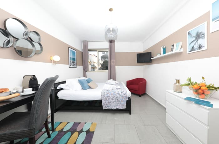 Apartment in Charming and Cosy 4D, Juan-les-Pins - 3