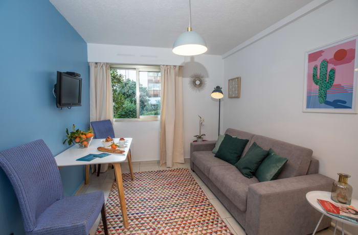 Apartment in Charming Riviera 3E, Juan-les-Pins - 5