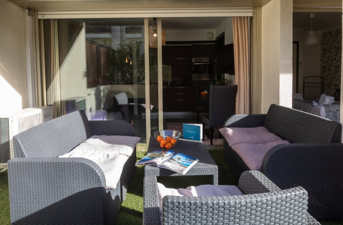 Apartment in Deluxe Terrace 1B, Juan-les-Pins - 11
