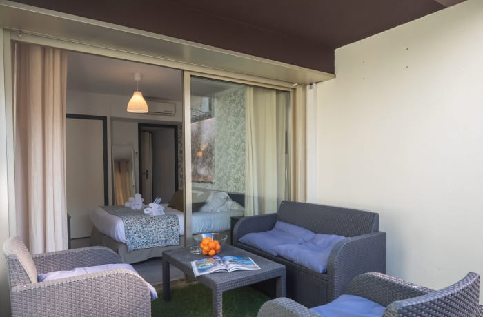 Apartment in Deluxe Terrace 1C, Juan-les-Pins - 24