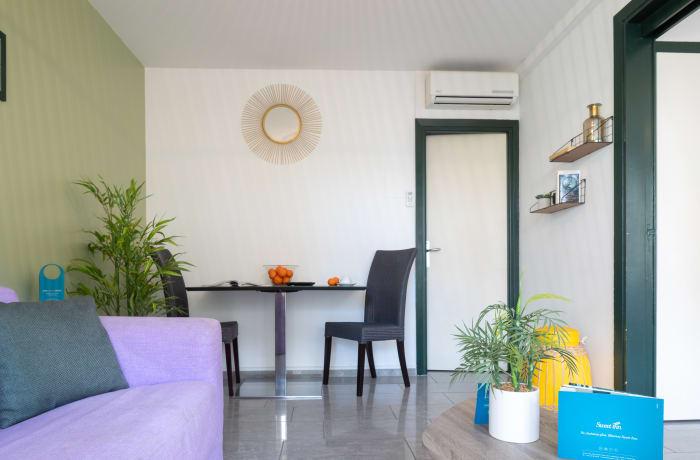 Apartment in Deluxe Terrace 1C, Juan-les-Pins - 3