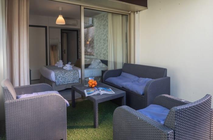 Apartment in Deluxe Terrace 1C, Juan-les-Pins - 5