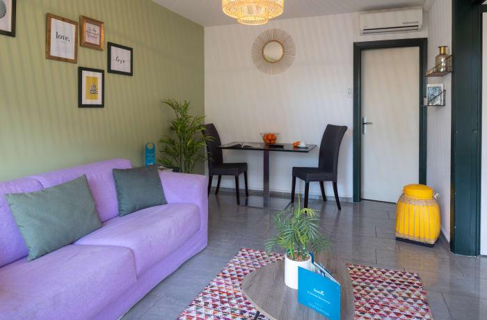 Apartment in Deluxe Terrace 1C, Juan-les-Pins - 9