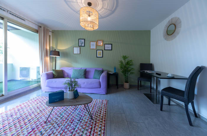 Apartment in Deluxe Terrace 1C, Juan-les-Pins - 6
