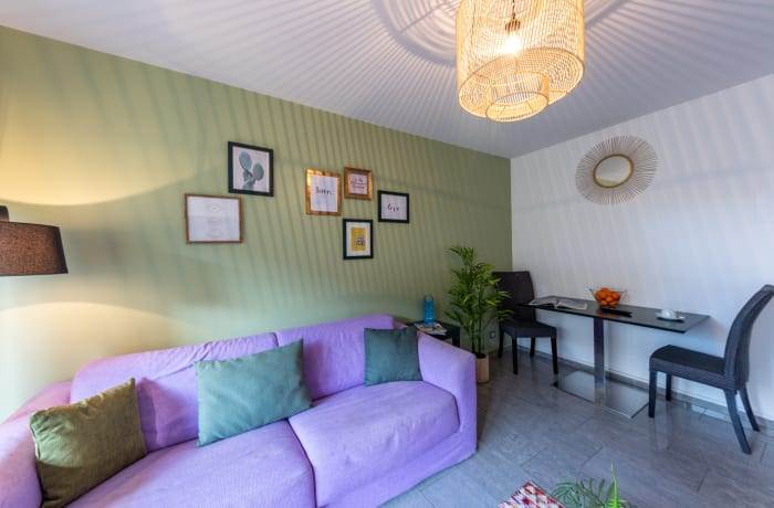 Apartment in Deluxe Terrace 1C, Juan-les-Pins - 2