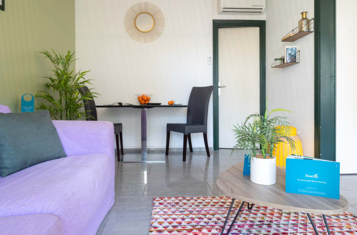 Apartment in Deluxe Terrace 1C, Juan-les-Pins - 8