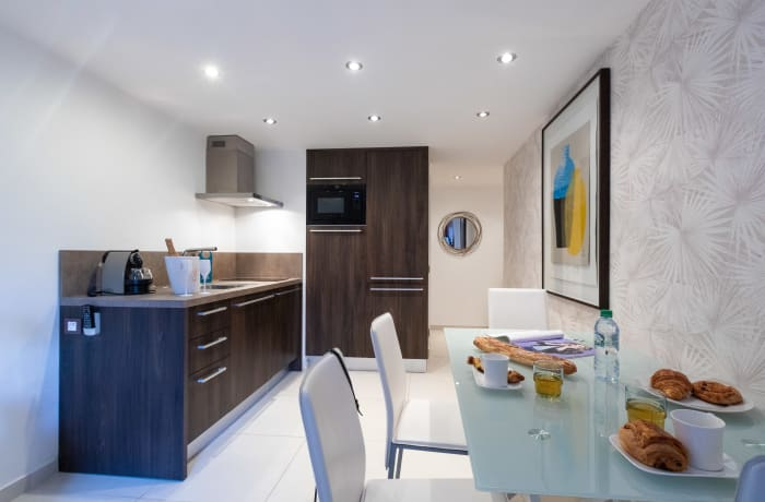 Apartment in Lovely Riviera 3F, Juan-les-Pins - 4