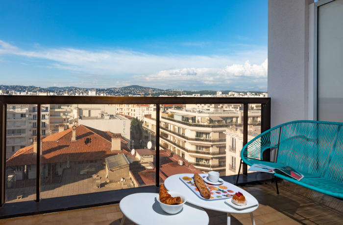 Apartment in Sky View Terrace 7A, Juan-les-Pins - 15