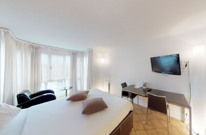 Apartment in Bright Chemin Fontaine I, Lausanne - 6