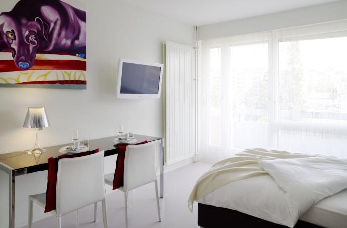 Apartment in Studio Caroline IV, Lausanne - 5