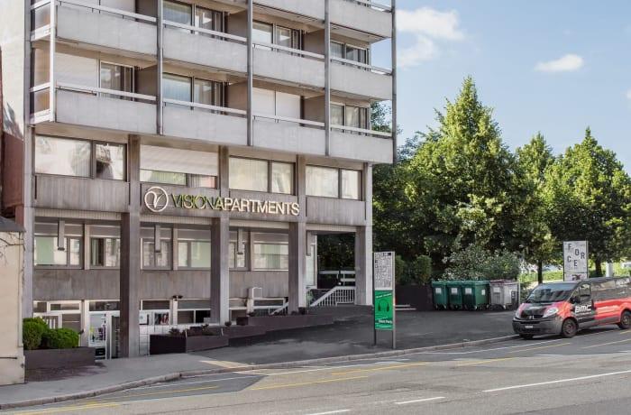 Apartment in Studio Caroline IV, Lausanne - 0