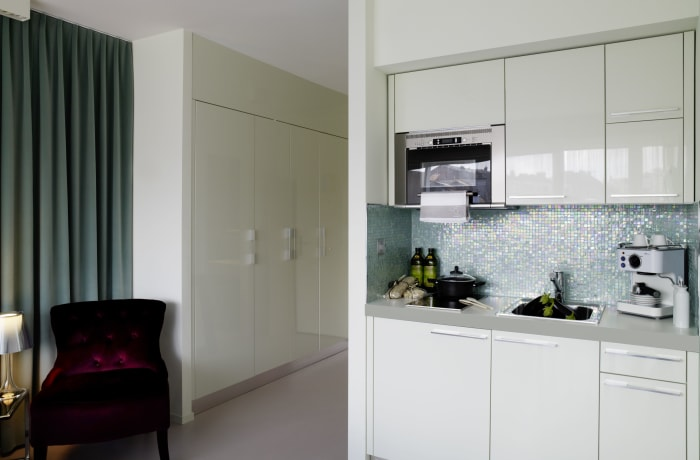 Apartment in Studio Caroline IV, Lausanne - 9