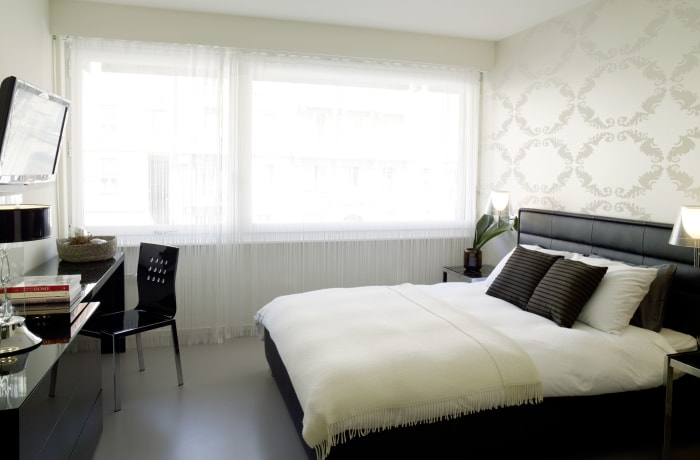 Apartment in Studio Caroline IV, Lausanne - 4