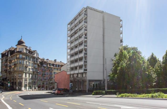 Apartment in Studio Caroline V, Lausanne - 0