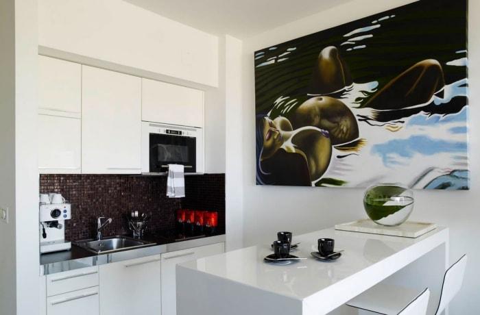 Apartment in Studio Caroline V, Lausanne - 7