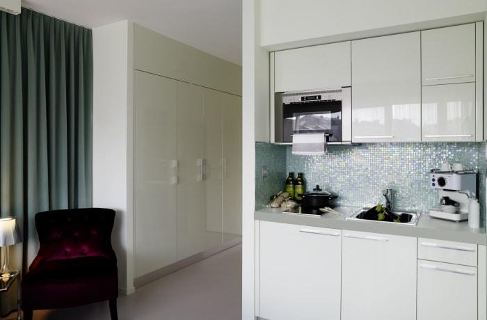 Apartment in Studio Caroline V, Lausanne - 8