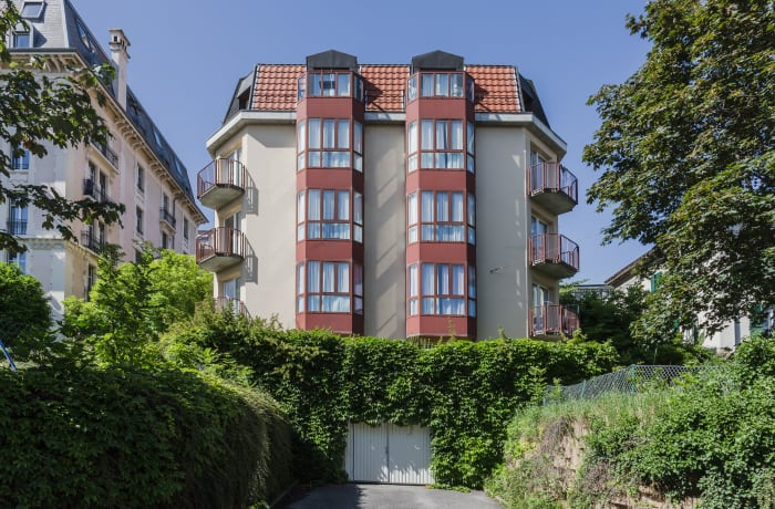 Apartment in Studio Chemin Fontaine I, Lausanne - 0