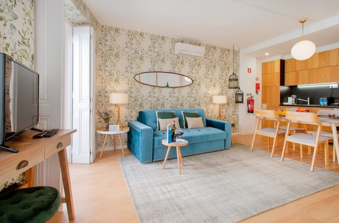 Apartment in Gloria2A, Avenida da Liberdade - 1