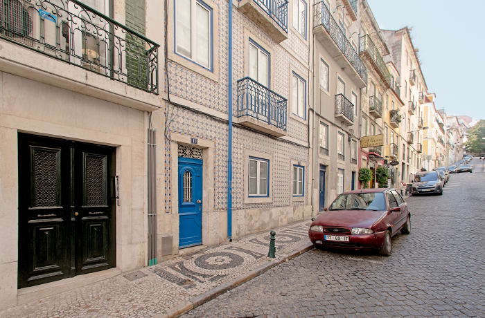 Apartment in Gloria3B, Avenida da Liberdade - 28