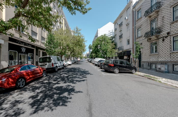 Apartment in Sampaio II, Avenida da Liberdade - 0