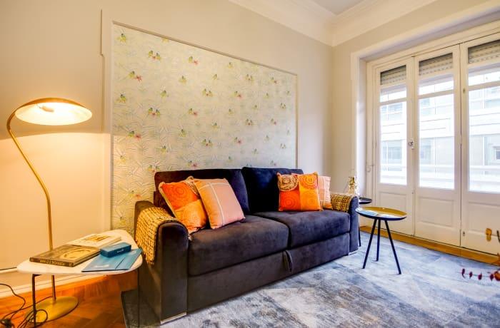 Apartment in Santa Marta 53 Pombal Square, Avenida da Liberdade - 1