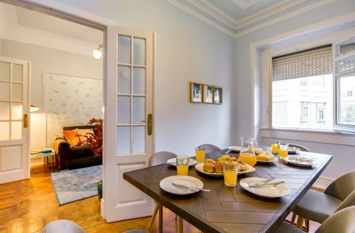 Apartment in Santa Marta 53 Pombal Square, Avenida da Liberdade - 3