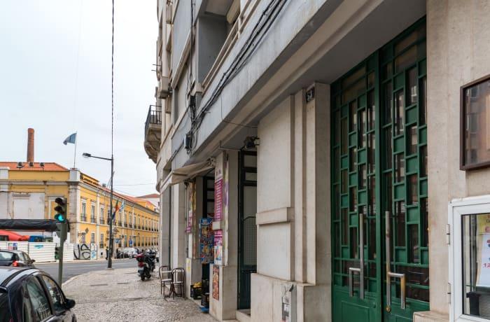 Apartment in Santa Marta 53 Pombal Square, Avenida da Liberdade - 23