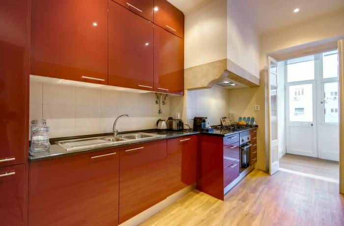 Apartment in Santa Marta 53 Pombal Square, Avenida da Liberdade - 13