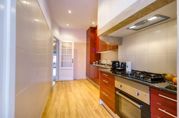 Apartment in Santa Marta 53 Pombal Square, Avenida da Liberdade - 14