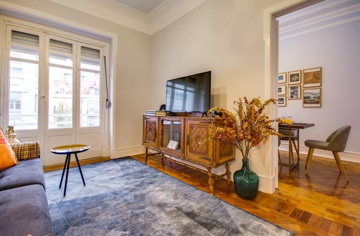Apartment in Santa Marta 53 Pombal Square, Avenida da Liberdade - 2