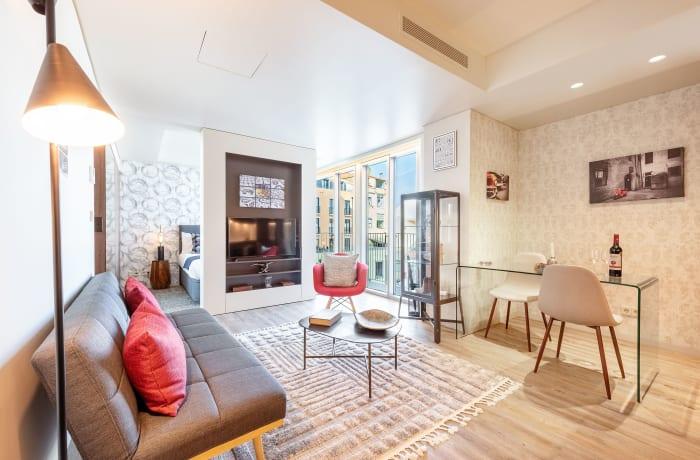 Apartment in Dom Carlos, Bairro Alto - 1