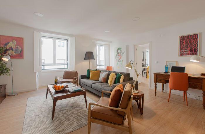 Apartment in Grand Chiado, Bairro Alto - 2