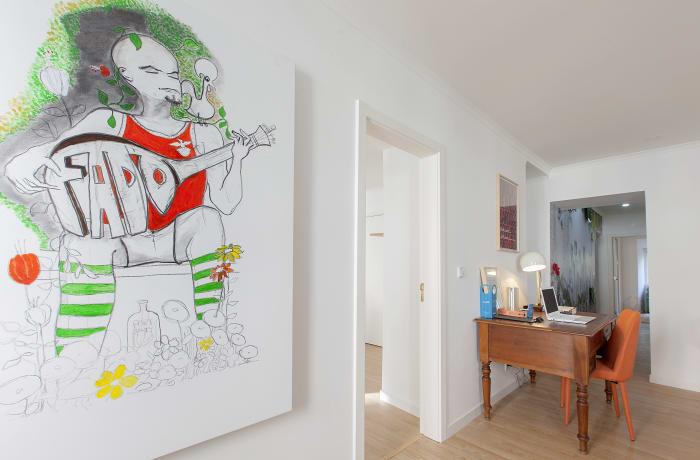 Apartment in Grand Chiado, Bairro Alto - 29