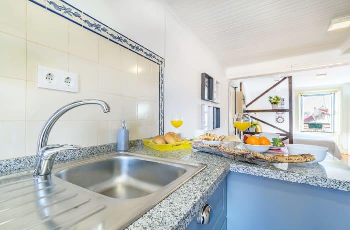 Apartment in Meio do Forte, Baixa - 5