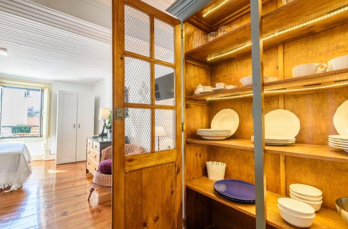 Apartment in Meio do Forte, Baixa - 3
