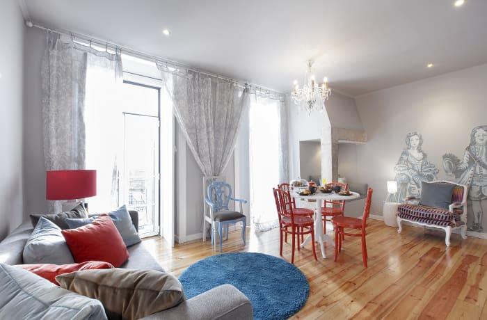 Apartment in Sao Mamede, Baixa - 1