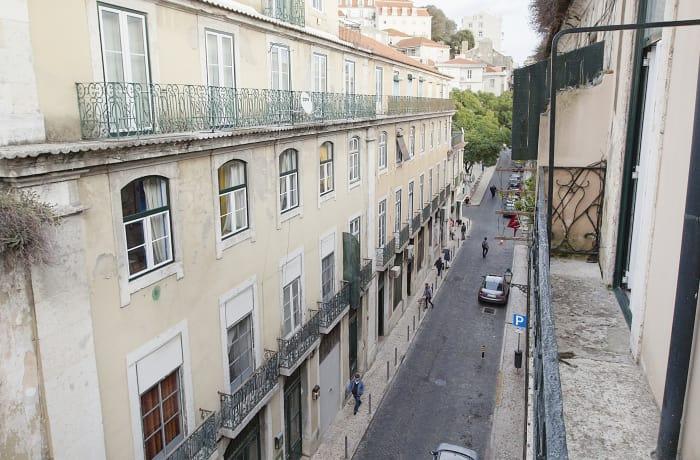 Apartment in Sao Mamede, Baixa - 16